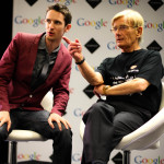 Lewis and Leyser at Google UK